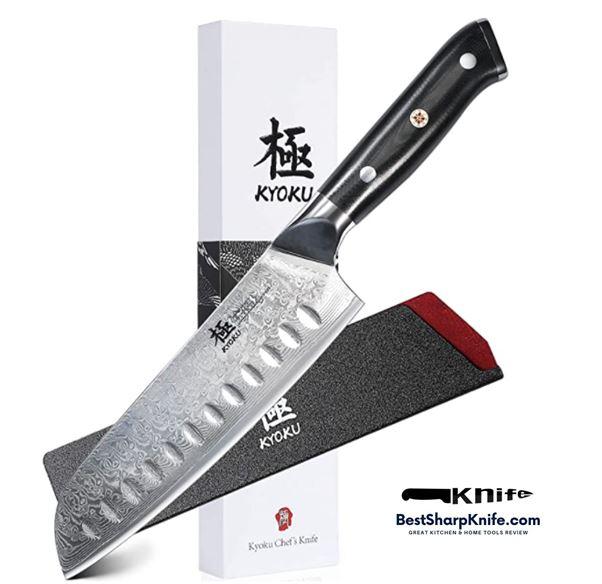 Kyoku Daimyo Santoku knife