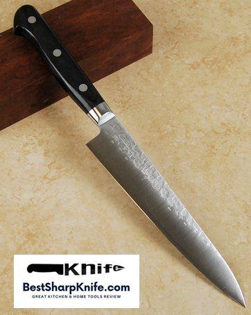 Takamura VG10 Tsuchime knife