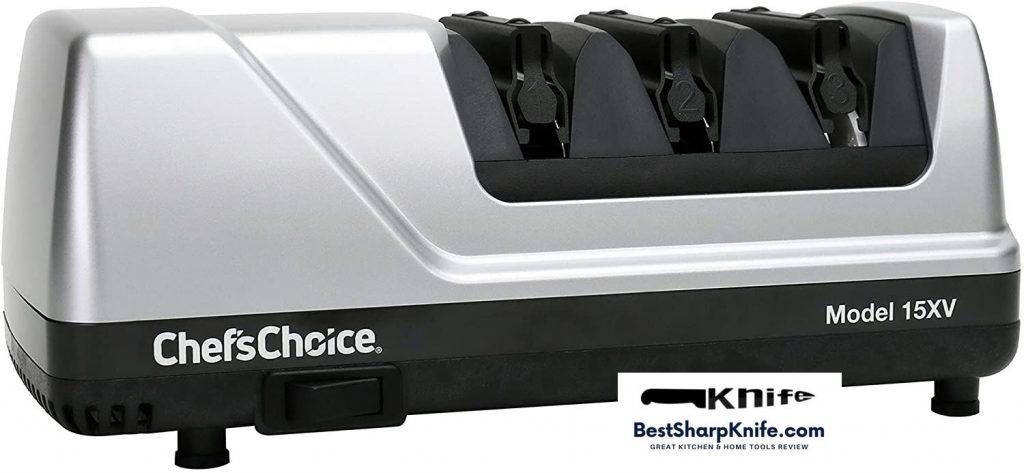 Chef'sChoice Trizor XV EdgeSelect Professional Electric Knife Sharpener
