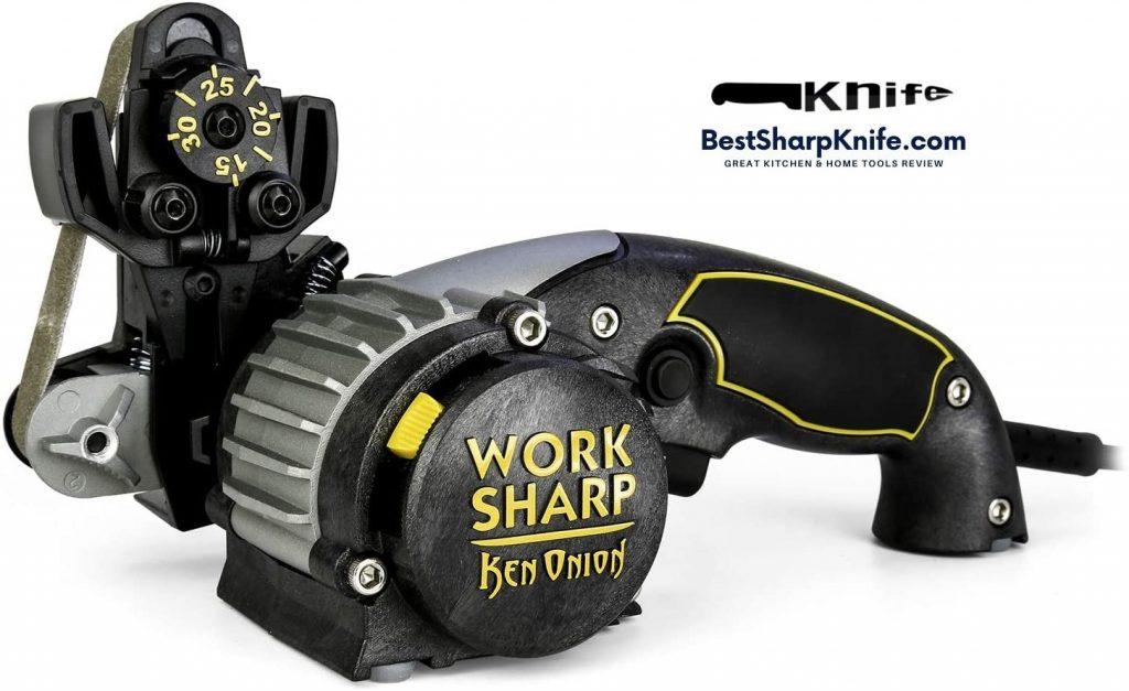 Work Sharp WSKTS-KO-W Knife & Tool Sharpener Ken Onion Edition
